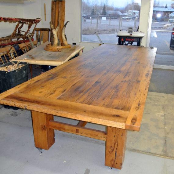 Furniture Restoration - Table