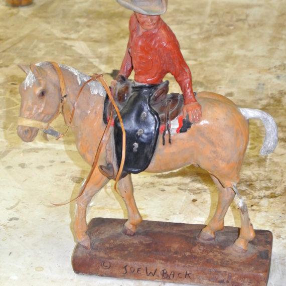 Antique Restoration - Horse