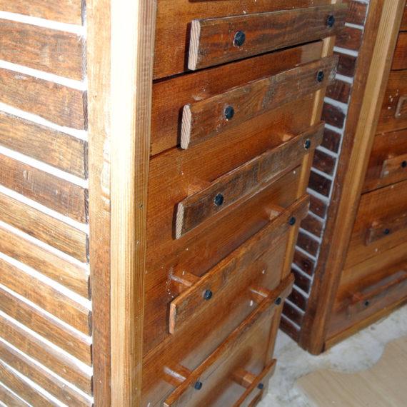 Custom Wood Dresser