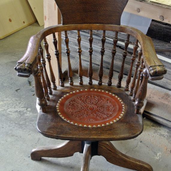 Furniture Restoration - Chair