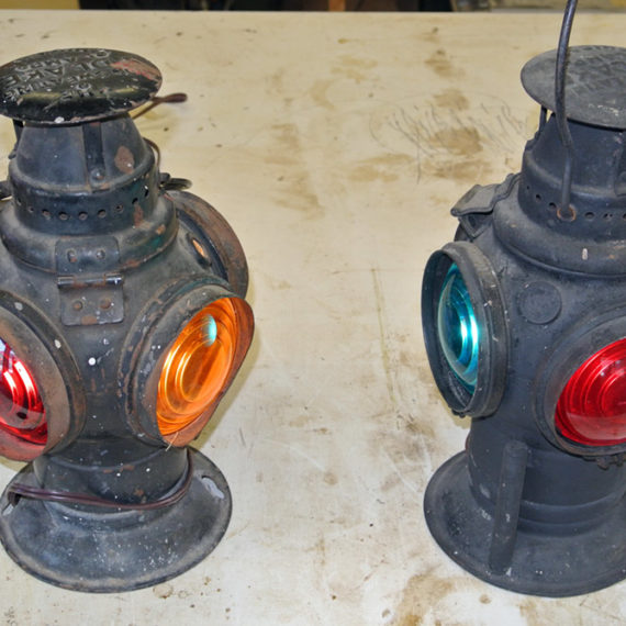 Antique Restoration - Lanterns