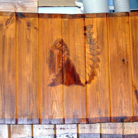 Furniture Restoration - Headboard