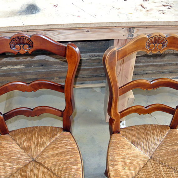 Furniture Restoration - Dining Chairs