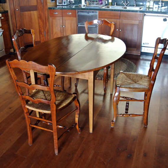 Furniture Restoration - Dining Chairs and Table