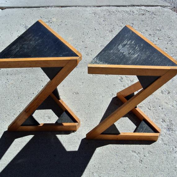 Furniture Restoration - End Tables