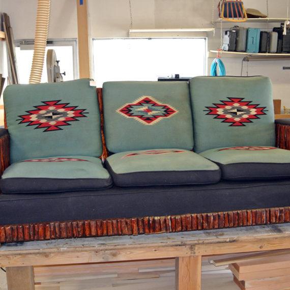 Furniture Restoration - Couch