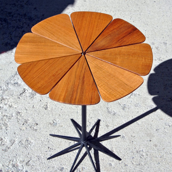 Furniture Restoration - Small Round Table