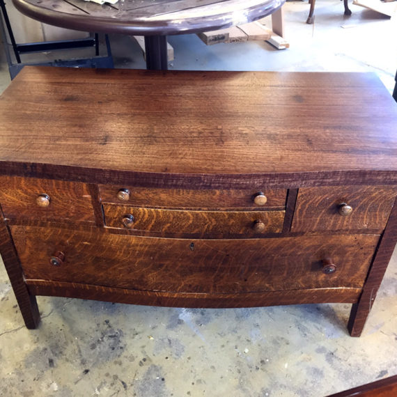 Furniture Restoration - Dresser