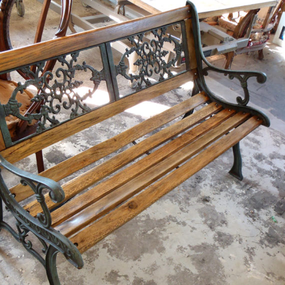 Furniture Restoration - Bench